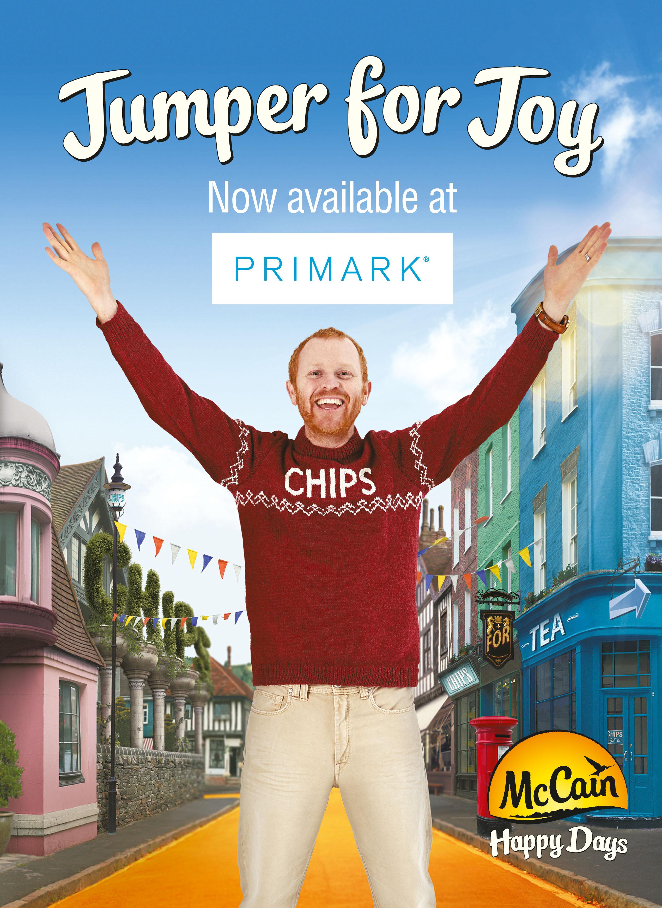 Primark Jumper for Joy