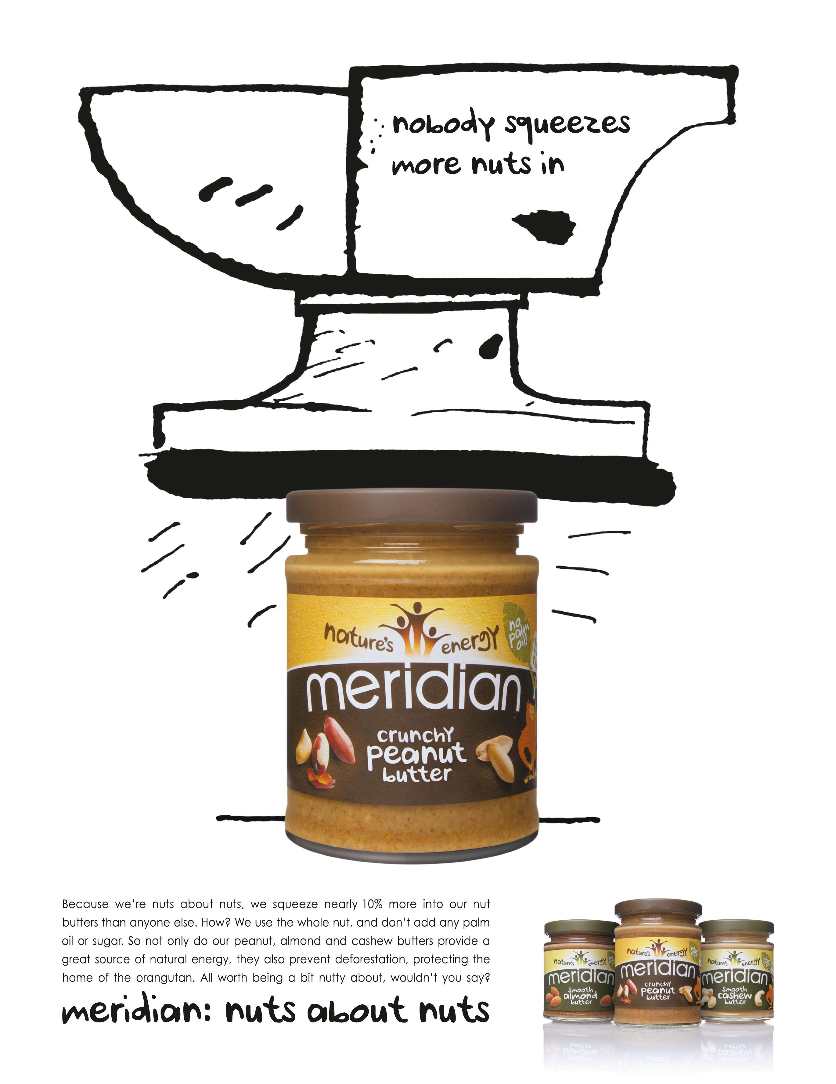 Meridian nuts