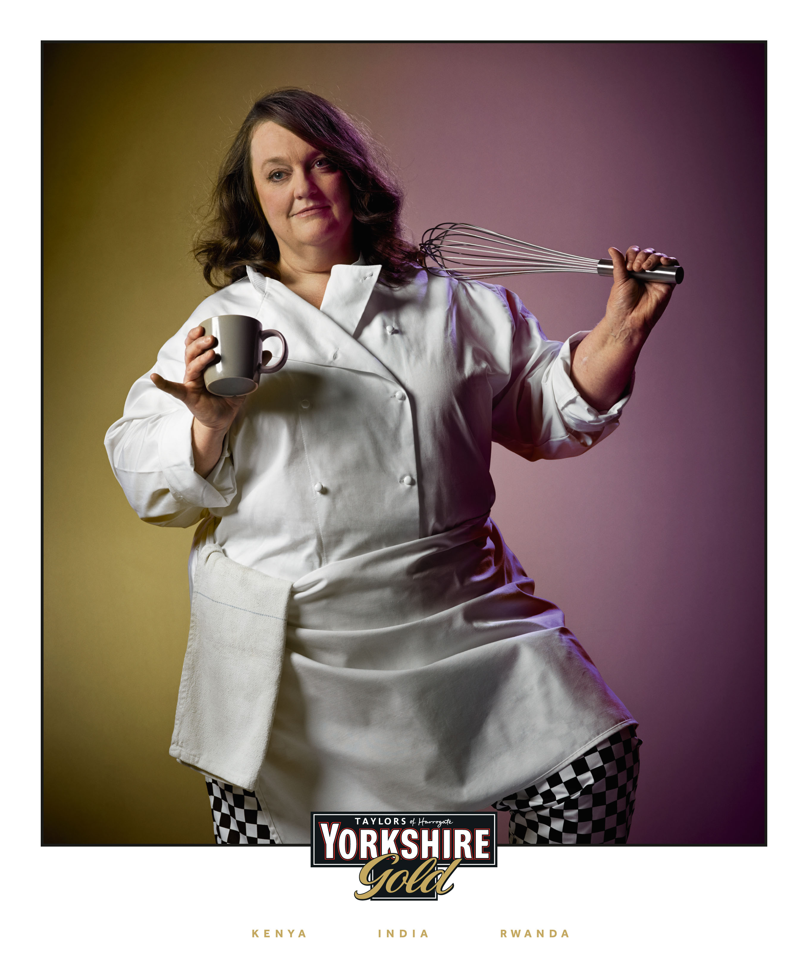 Yorkshire Gold: Chef
