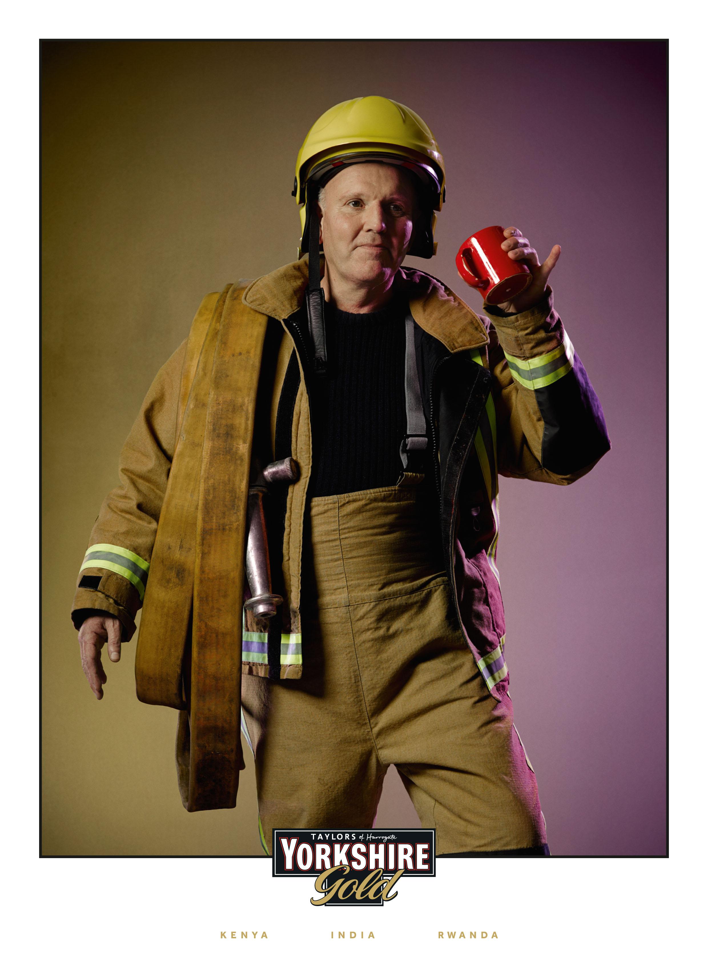 Yorkshire Gold: Fireman