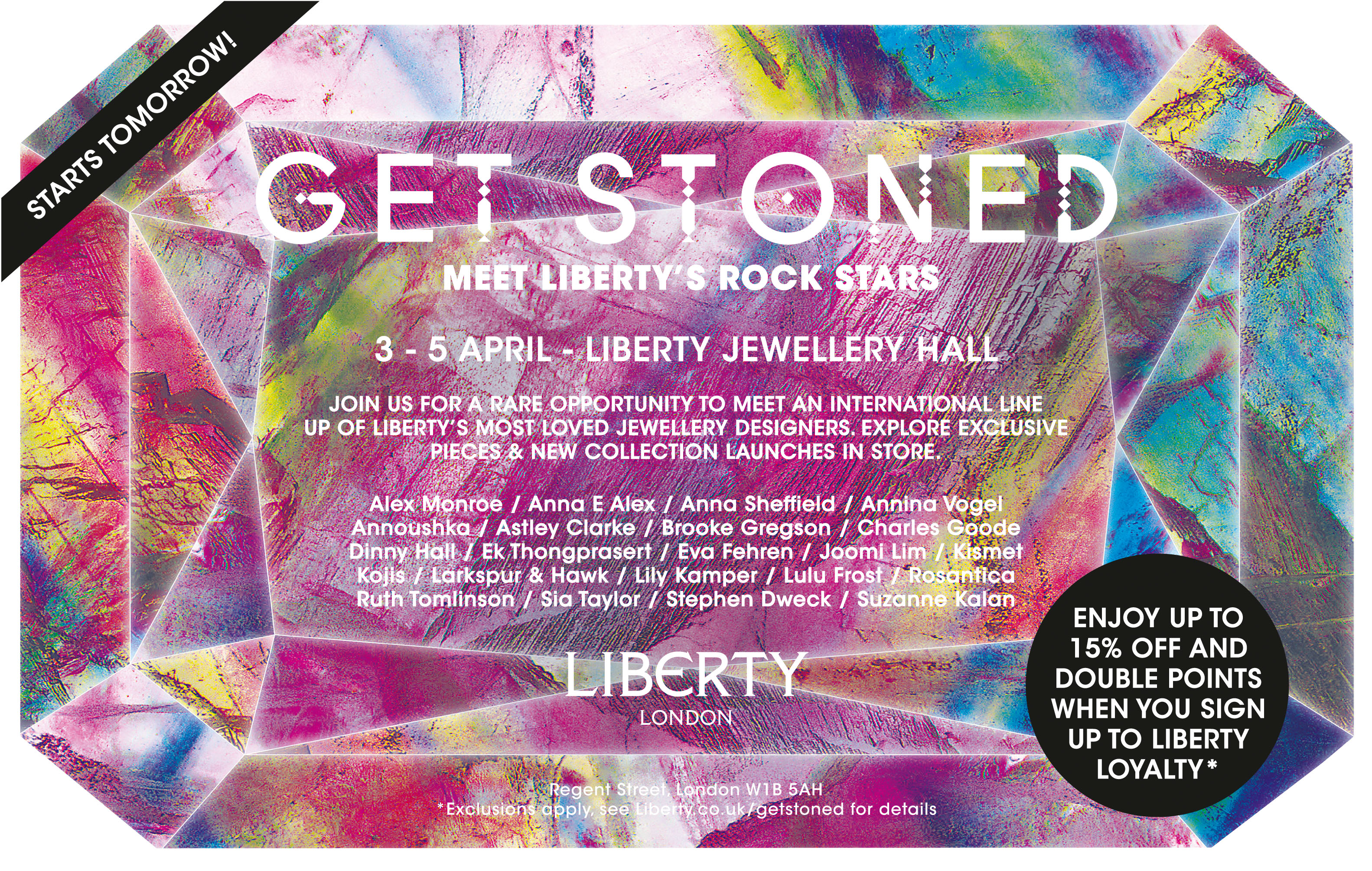 Liberty Get Stoned