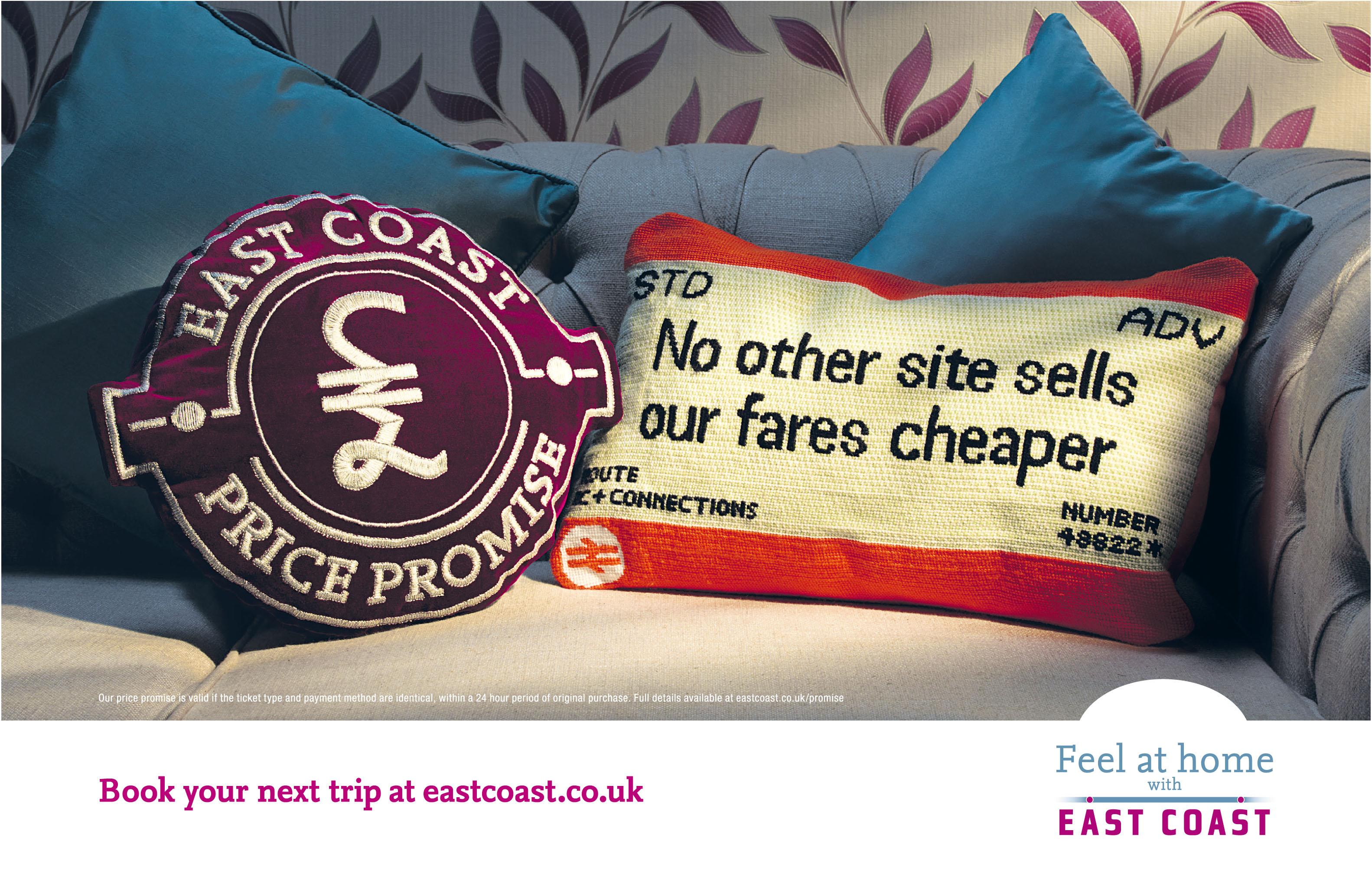 East Coast cheaper